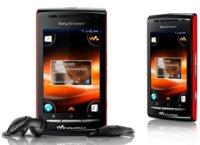 Sony Ericsson W8, la familia Walkman llega a Android