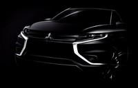 Mitsubishi Outlander PHEV Concept-S, la nueva versión del híbrido enchufable se presentará París