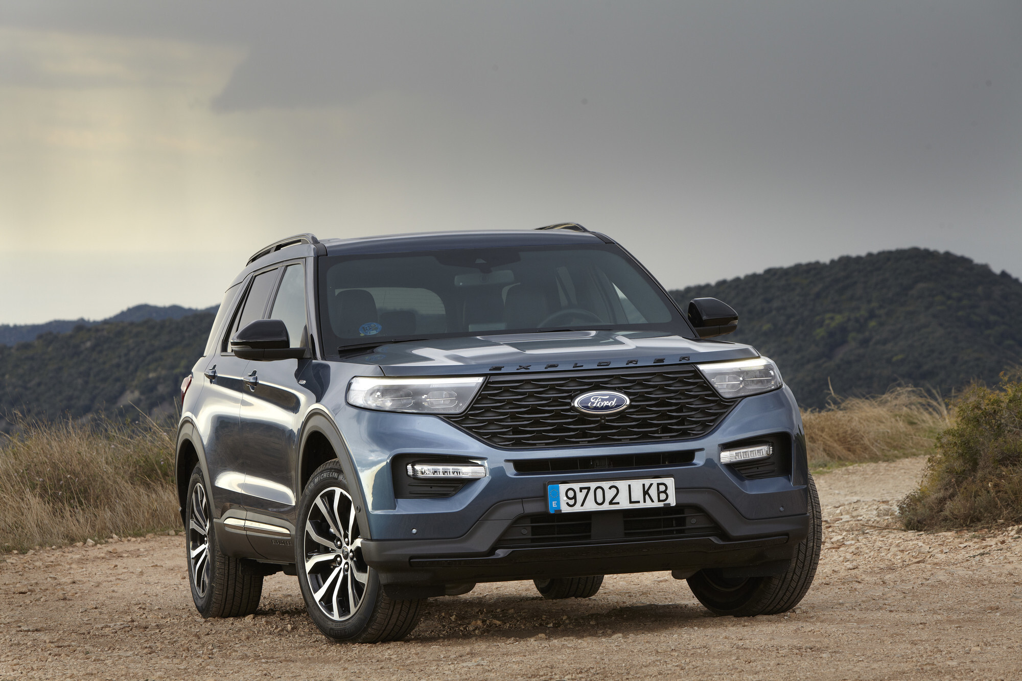 Ford Explorer 2020 - prueba