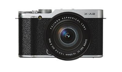"""Fujifilm X-A2, una renovación con enfoque en los """"selfies"""""""