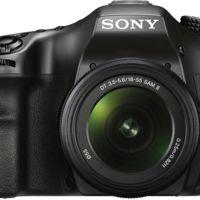 Sony presenta la cámara α68 con enfoque 4D compatible con objetivos de montura A