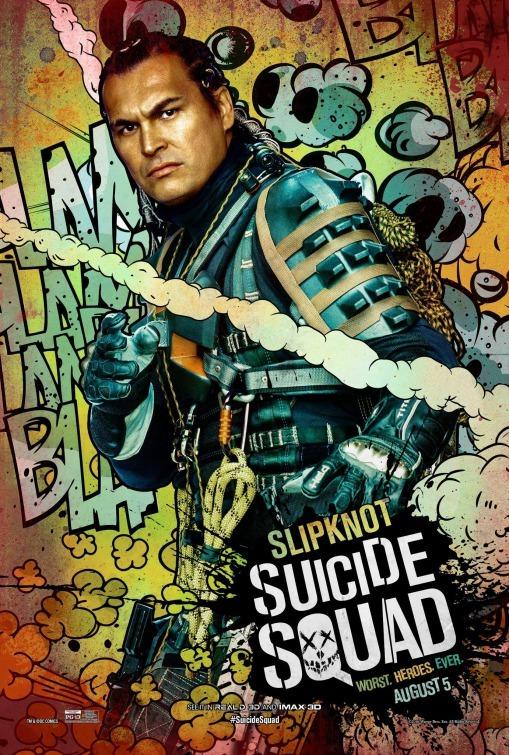 Foto de Carteles de 'Escuadrón suicida' (13/16)