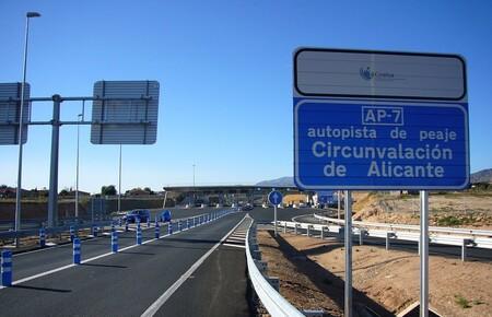 Las autopistas de peaje más caras en España