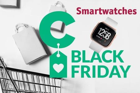 Black Friday 2018 en Amazon: las mejores ofertas en smartwatches