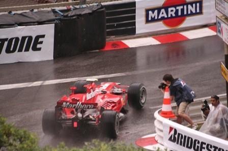 Todo apunta a un Gran Premio de Mónaco pasado por agua