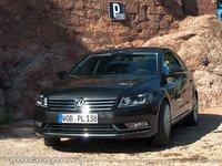 Volkswagen Passat 2011, presentación y prueba en Barcelona (parte 2)
