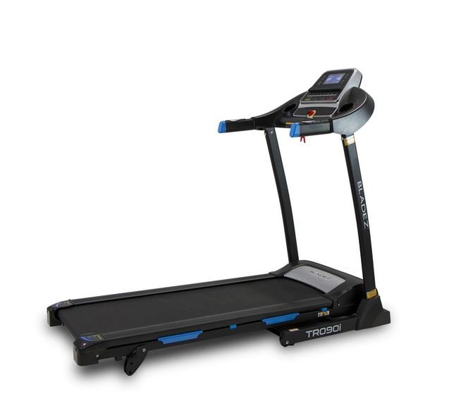 Cinta de correr TR090i Bladez Fitness