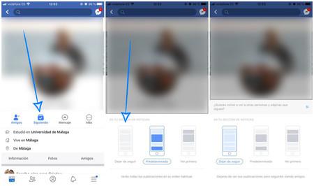 Silenciar Facebook