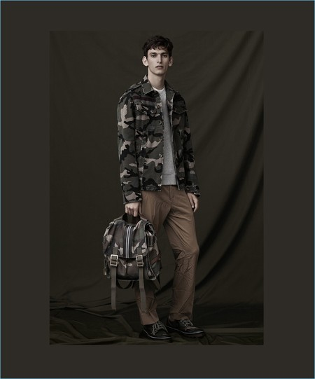 Valentino 2017 Id Camouflage Mens Collection Lookbook 009