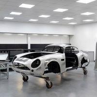 El Aston Martin DB4 GT Zagato vuelve a la carga, aunque sólo podrás comprarlo si tienes 7 millones de euros