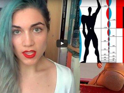 Ter, la youtuber que te volará la cabeza con sólo unir a Le Corbusier y el culo de Kim Kardashian