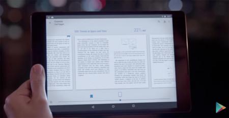 Google Play Books se actualiza, estrena nueva interfaz de traducción