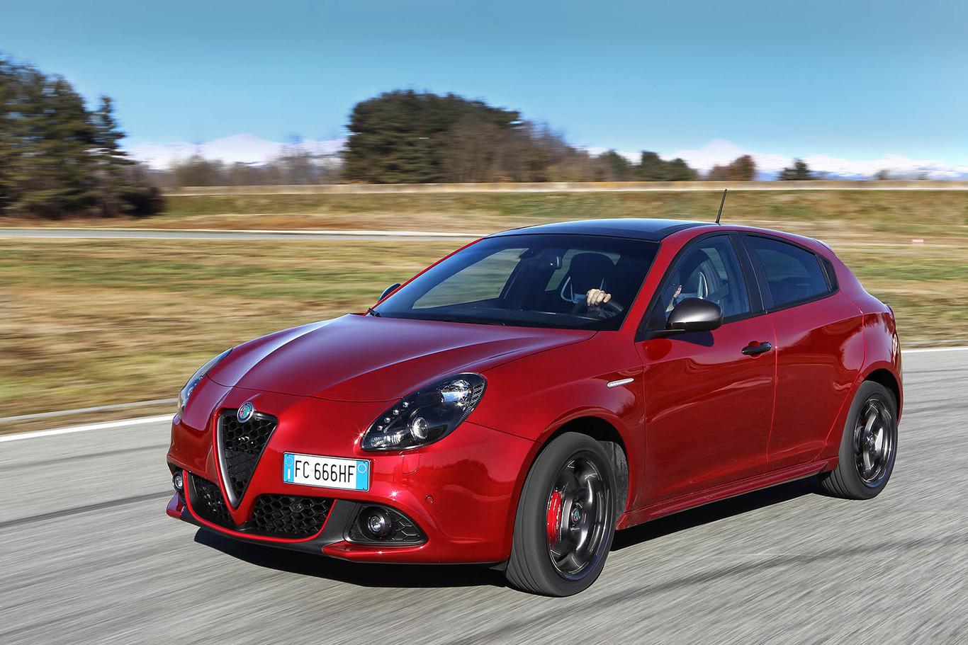 2021 Alfa Romeo Giulietta Price