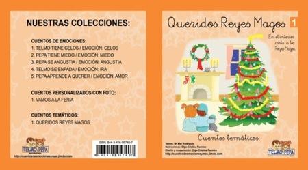 """""""Queridos Reyes Magos"""", de la colección Cuentos de Emociones"""