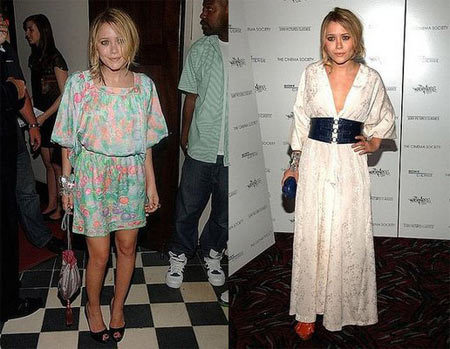 Mary Kate Olsen en la premiere de The Wackness