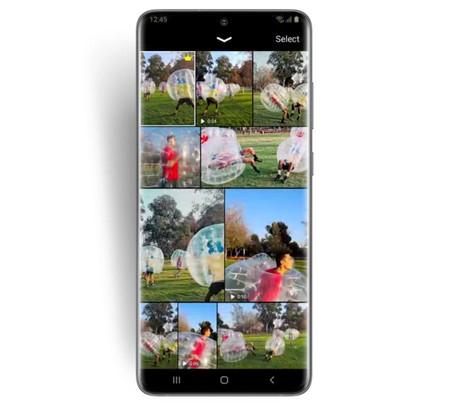Samsung App Single Take