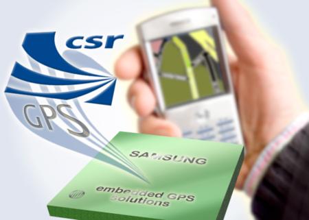 Samsung rebaja el precio de los módulos GPS para popularizarlos