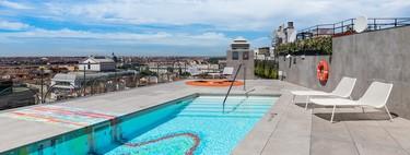 El hotel Aloft Gran Vía Madrid abre sus puertas con diseño y música como señas de identidad