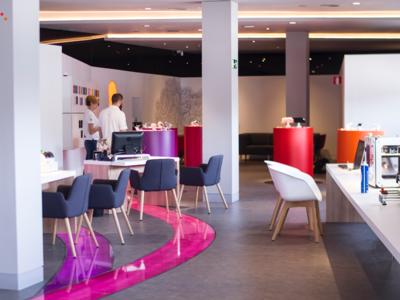 BQ abre sus primeras tiendas en Madrid y Barcelona