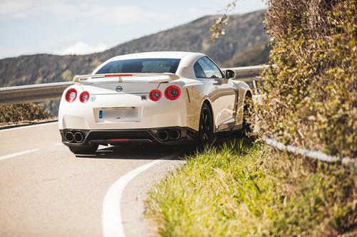 Participamos en el 6to6 Ruta Montseny con el Nissan GT-R Track Edition