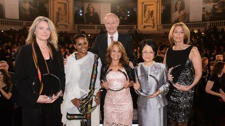 La Fundación L'Oréal y la UNESCO premian a las 5 magníficas de este año