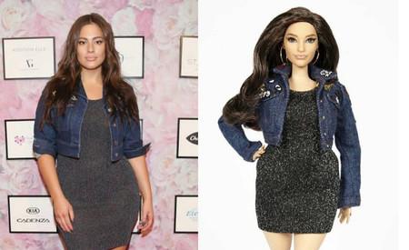 Ashley Graham ya tiene su propia muñeca Barbie... con sus medidas reales, por supuesto