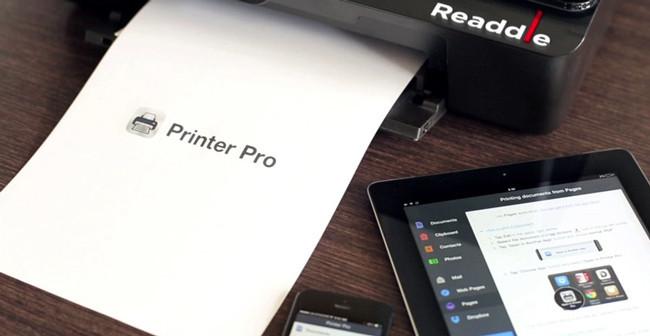 Printer Pro, impresión inalámbrica desde iOS ahora gratis por tiempo limitado