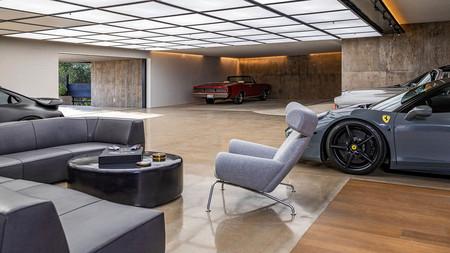 Los Angeles Mansion garaje 15 coches