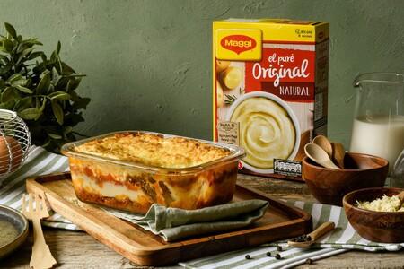 Pastel De Patata Y Carne Picada Con Tres Ingredientes Secretos 2