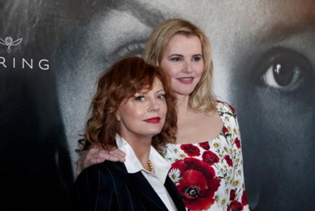 Kering premia en Cannes a Geena Davis y a Susan Sarandon por su excepcional contribución a la causa de las mujeres
