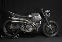 Las motos que sufren a diario una transformación