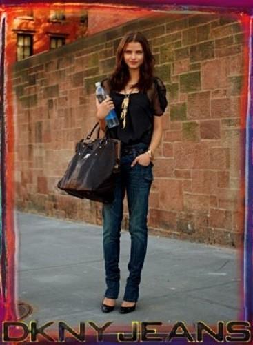 DKNY Jeans cuenta con The Sartorialist para su campaña primavera-verano 2009
