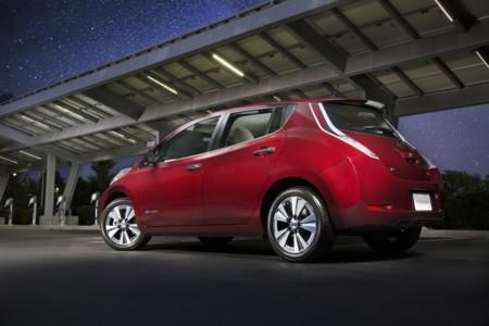 Nissan Leaf Ventas Nov 2015