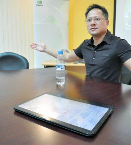 Nvidia: las tablets Android necesitan mejor precio, marketing y aplicaciones