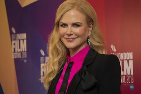 No hay fucsia ni esmoquin que se le resista, Nicole Kidman puede con todas las tendencias