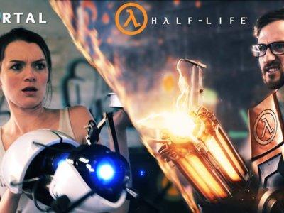 Gordon contra Chell: este corto de Half-Life vs. Portal es lo mejor que verás hoy