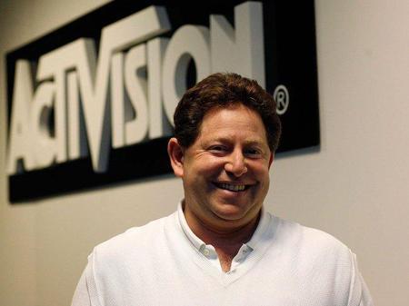 Bobby Kotick, CEO de Activision, nombrado como uno de los hombres más influyentes del 2010
