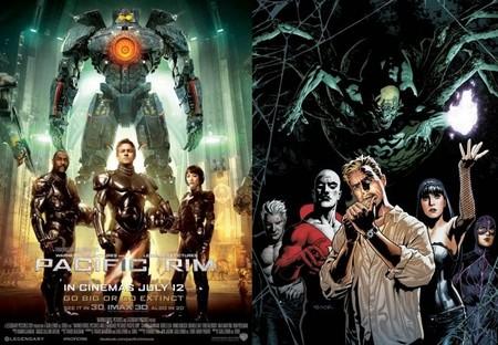 Del Toro confirma a dos actores en 'Pacific Rim 2' y ya ha escrito 'Justice League Dark'