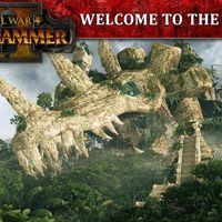 Total War: WARHAMMER II: Creative Assembly nos lleva de tour por el Nuevo Mundo en su nuevo tráiler