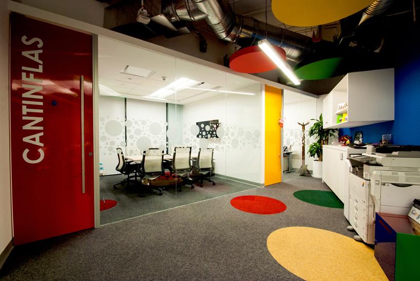 Foto de Las oficinas de google en Mexico (3/12)