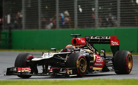 Algunos equipos sospechan que Lotus podría tener una ventaja injusta con los neumáticos