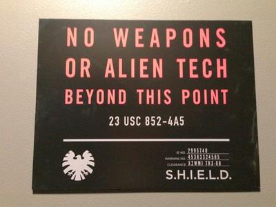 Primera fotografía del rodaje de 'S.H.I.E.L.D.', la imagen de la semana