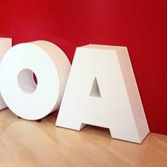 Foto 9 de 12 de la galería alphabet-furniture-decorar-con-palabras en Decoesfera