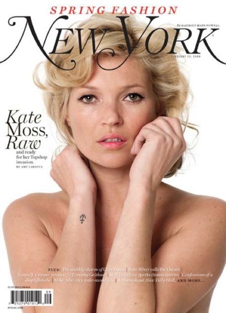 Seis modelos que quieren ser la nueva Kate Moss, ¿lo conseguirán?