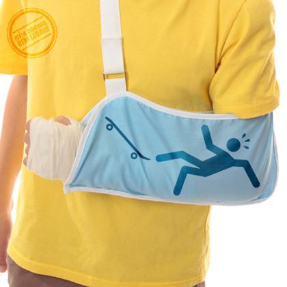 ¿Pero qué te ha pasado en el brazo?