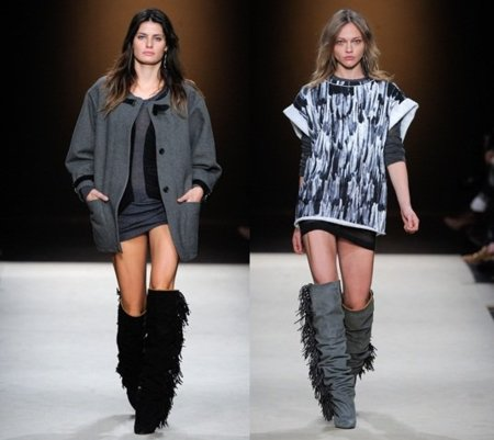 ¿Aceptamos botas de Zara como clon de Isabel Marant?