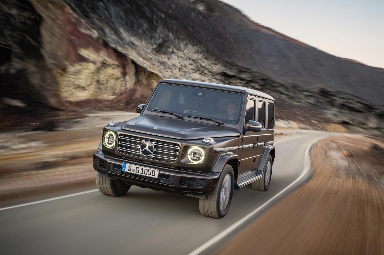 Foto de Mercedes-Benz Clase G 2018 (29/54)