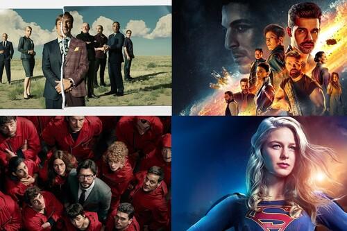 Todas las series que llegan a su fin en 2021: 'La casa de papel', 'The Expanse', 'Better Call Saul' y más