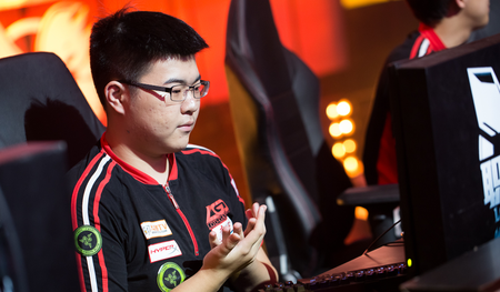 Godv, un famoso jugador chino de League of Legends, se pasa al PUBG