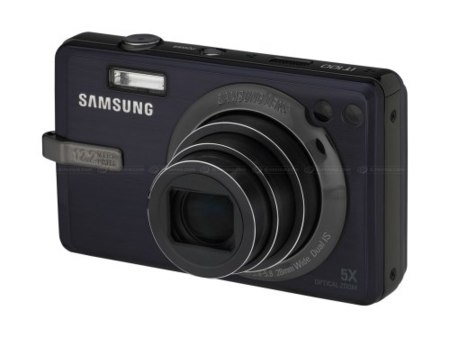 Samsung IT100, compacta con angular y grabación de vídeo